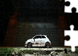 Abarth 500, Most, Widok