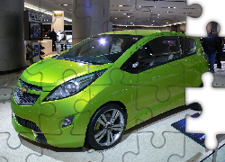 Nowy, Chevrolet Spark, Dealer