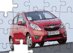 Chevrolet Spark, Hatchback