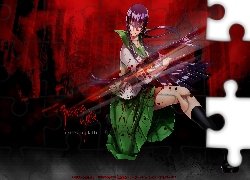 Highschool Of The Dead, Saeko