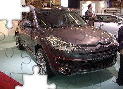 Dealer, Citroen C-Crosser