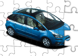 Citroen C4 Picasso, Panorama, Dach