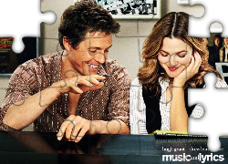 Hugh Grant, Drew Barrymore, Music and Lyrics