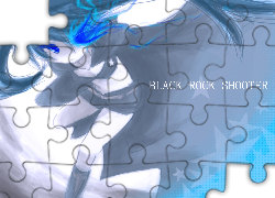 Black Rock Shooter, Manga
