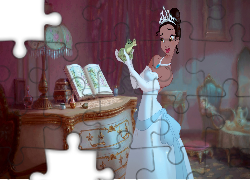 Film animowany, Księżniczka i żaba, The Princess and the Frog