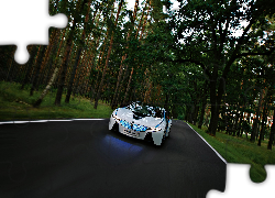 BMW Vision EfficientDynamics, Prototyp BMW i8