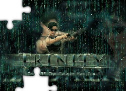 Matrix, Carrie Anne Moss, Trinity
