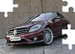 Mercedes Benz CL65