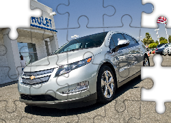 Dealer, Chevrolet Volt, USA