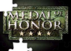 Logo, Gry, Medal Of Honor