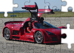 Gumpert Apollo, Test