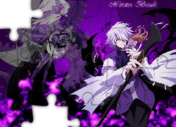 Xerxes, Break, Pandora, Hearts