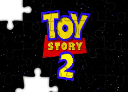 Napis, Toy Story 2