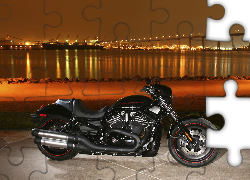 Harley Davidson Night Rod Special, Most
