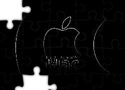 Logo, Apple, Mac