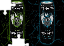 Puszki, Monster Energy