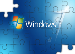 Logo, Windows, 7