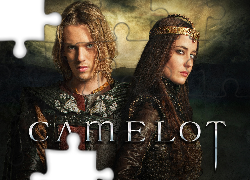 Serial, Camelot, Eva Green, Jamie Campbell Bower