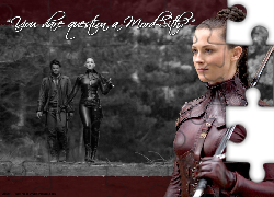 Miecz prawdy, Legend of the Seeker, Bridget Regan