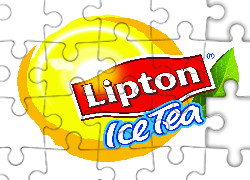 Logo, Lipton, Ice, Tea