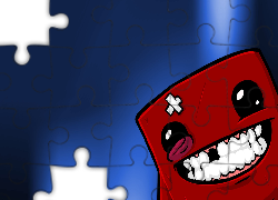 Ludzik, Super Meat Boy