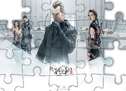 Resident Evil Afterlife, Bohaterowie