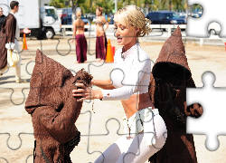 Sara Jean Underwood, Postacie, Star Wars