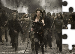 Resident Evil Afterlife, Alice, Zombie