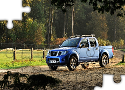 Nissan Navara, Pick-Up