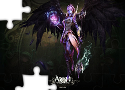 Aion The Tower Of Eternity, Kobieta, Magia
