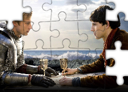 Przygody Merlina, The Adventures of Merlin, Bradley James, Colin Morgan