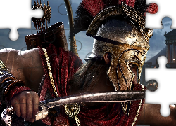 Assassins Creed Odyssey, Alexios, Hełm