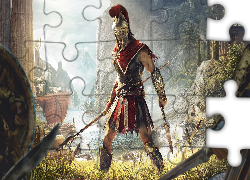 Assassins Creed Odyssey, Alexios