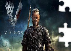 Serial, Vikings, Wikingowie, Travis Fimmel