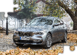 BMW 6-Series 630i GT Gran Turismo, Luxury Line, G32, 2018