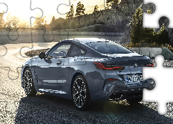 BMW M8, Coupe, 2020