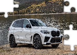 BMW X5 M Competition, Jezioro