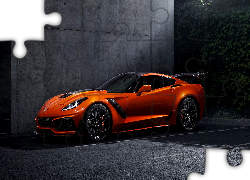 Chevrolet Corvette ZR1, 2019