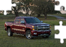 Chevrolet Silverado High Country, 2014
