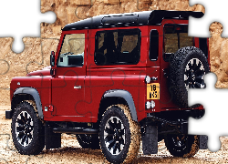 Land Rover Defender Works V8, 2018