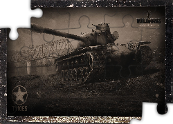 World of tanks, Czołg T110E5