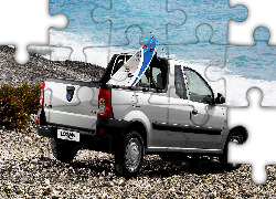 Dacia Logan, Pick-up