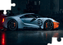 Ford GT Heritage Edition, Gulf Oil, 2020