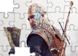 Gra, Wiedźmin 3 Dziki Gon, The Witcher 3 Wild Hunt, Geralt z Rivii