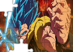Dragon Ball Super, Postać, Gogeta