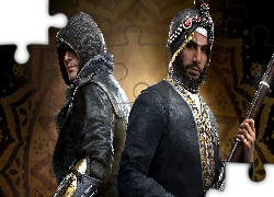 Assassins Creed Syndicate - The Last Maharaja Missions Pack, Dodatek, Ostatni Maharadża, Jacob Frye, Duleep Singh