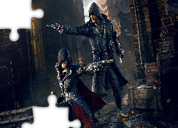 Assassins Creed Syndicate, Jacob Frye, Evie Frye