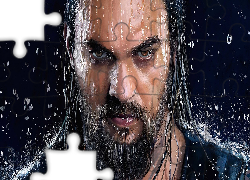 Film, Aquaman, Aktor, Jason Momoa, Paintography