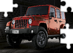 Jeep Wrangler Unlimited Night Eagle