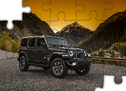 Jeep Wrangler Unlimited Sahara, 2018